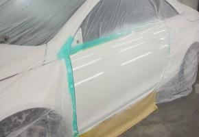 EOS板金塗装 作業後
