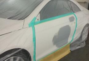 EOS板金塗装 作業前